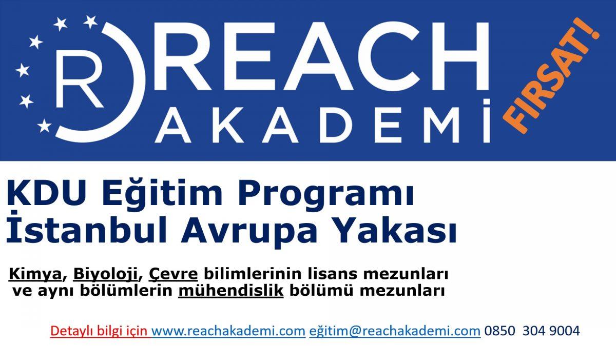 İstanbul KDU Eğitim Programı