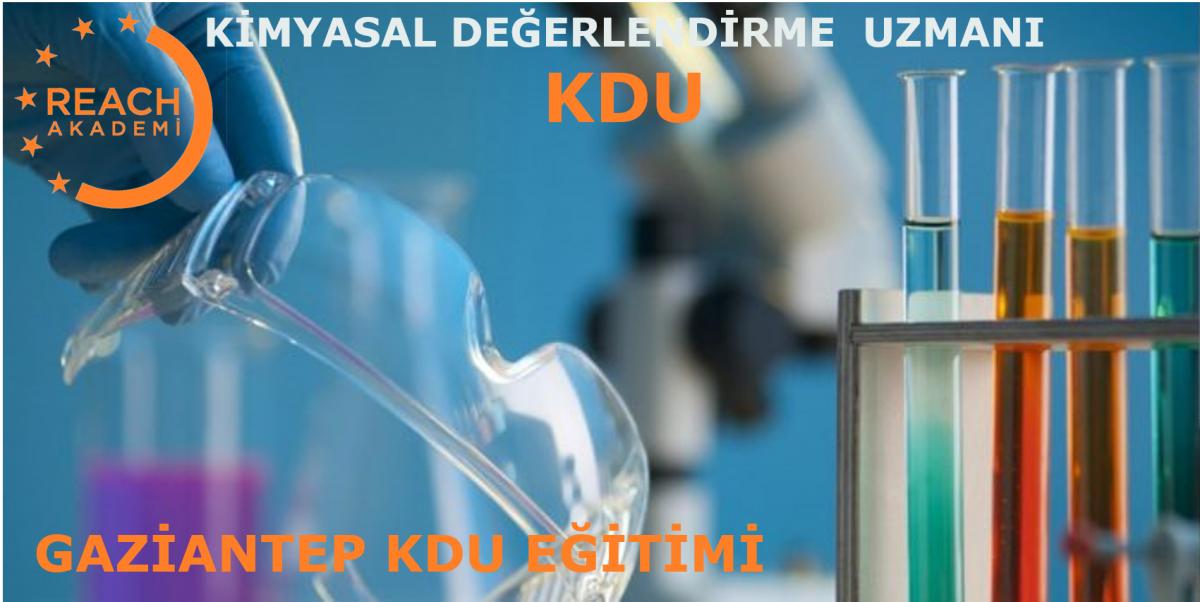 Gaziantep KDU Eğitim Programı