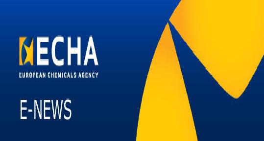 ECHA'dan Haberler Ağustos 2021